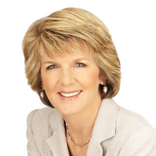 Hon. Julie Bishop MP, Minister for Foreign Affairs